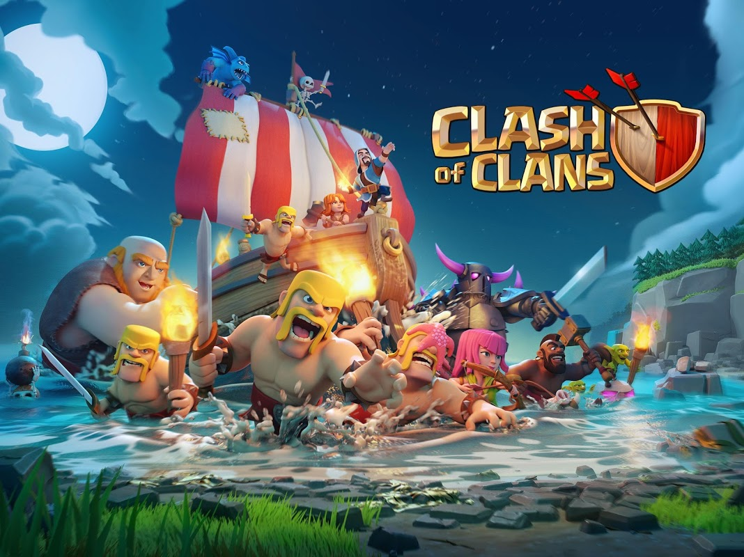 Clash of Clans The App Store