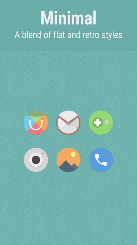 Flatro Icon Pack The App Store