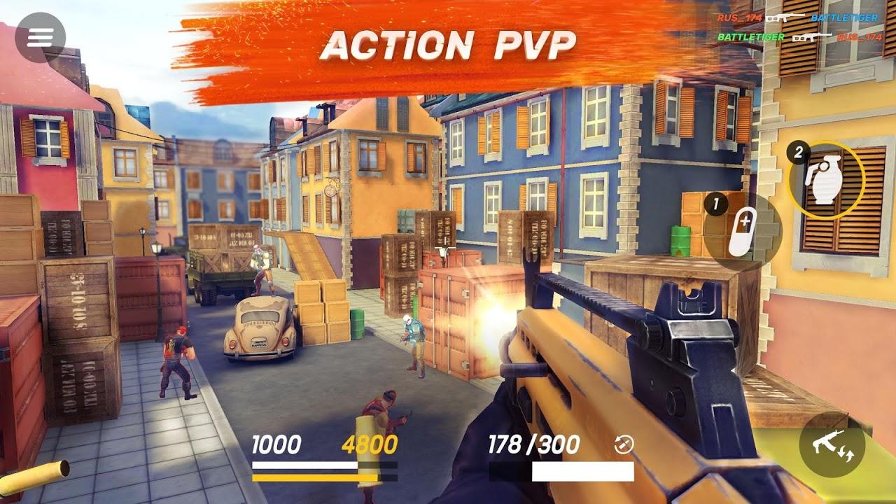 Screenshot Guns of Boom - Online Shooter APK