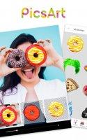 PicsArt Photo Studio: Collage Maker & Pic Editor Screen