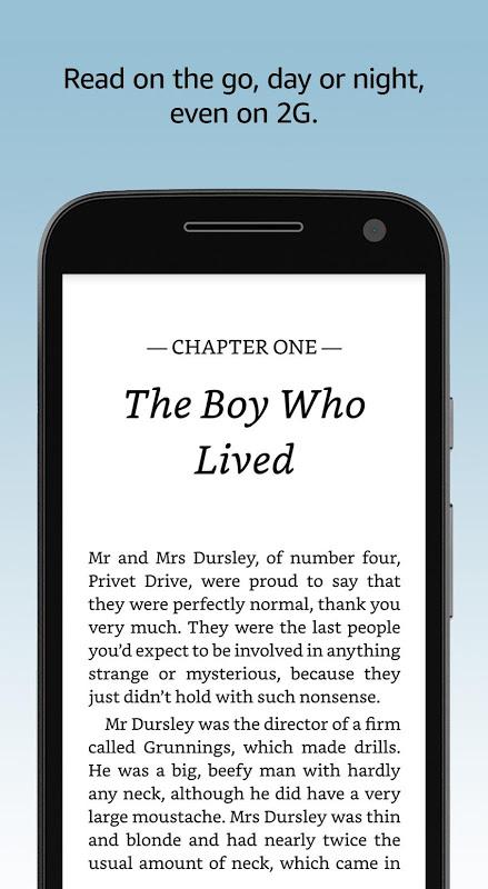 Amazon Kindle Lite – Read millions of eBooks The App Store