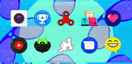 Glitch - Icon Pack
