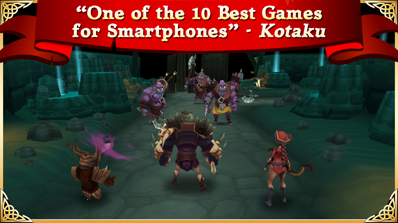 Arcane Legends MMO-Action RPG The App Store android Code Lads