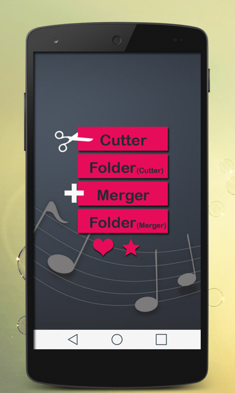 MP3 Cutter & Merger The App Store android Code Lads