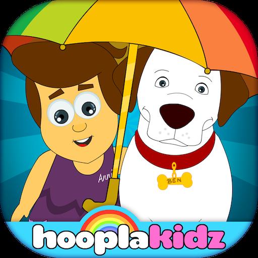 HooplaKidz Rain Rain Go Away FREE