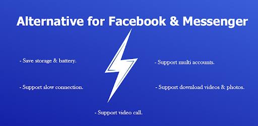 Faster for Facebook & Messenger