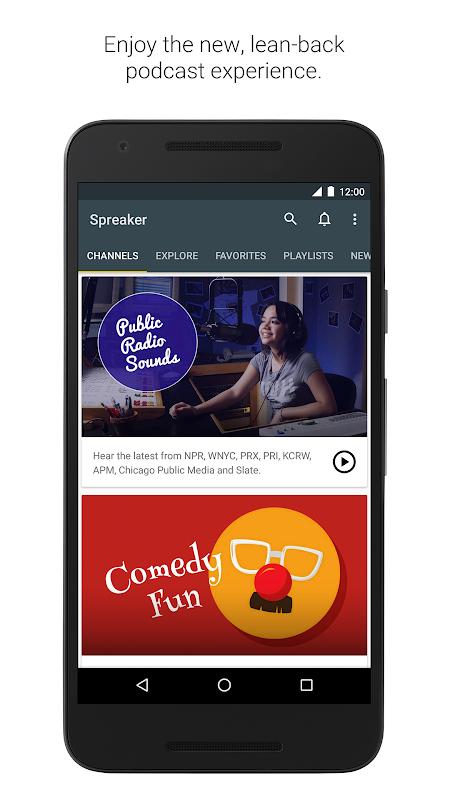 Spreaker Podcast Radio The App Store
