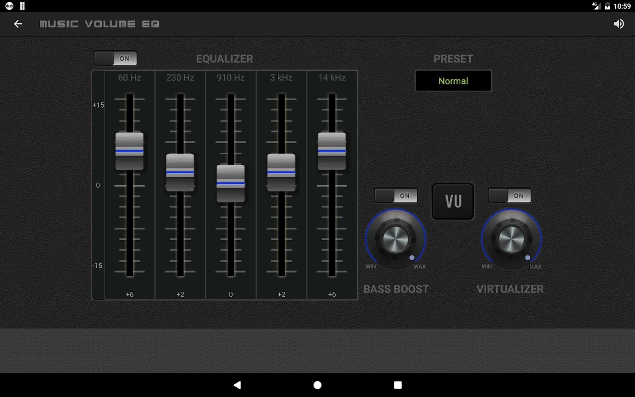 Music Volume EQ The App Store android Code Lads