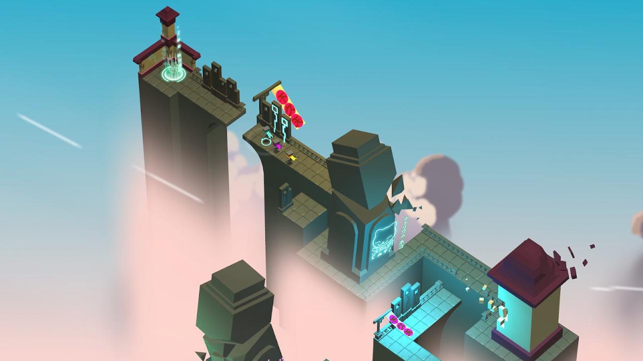 Screenshot Mr Future Ninja APK