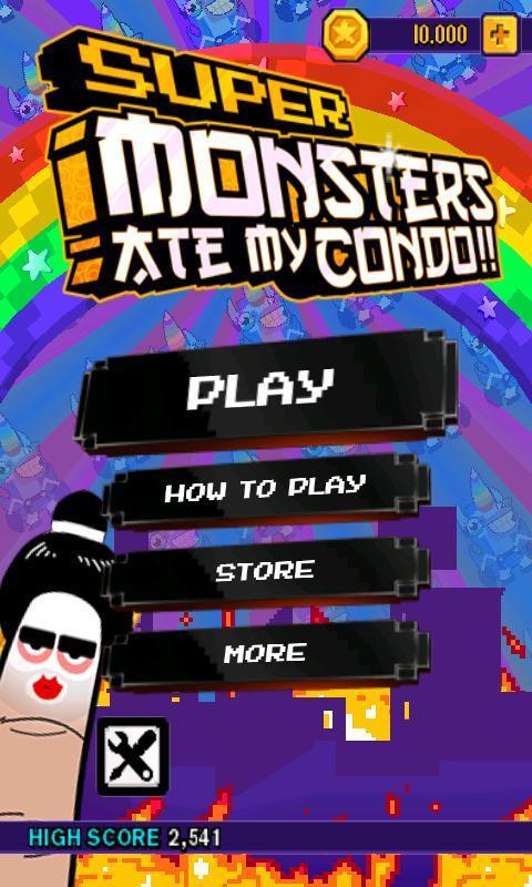 Screenshot Super Monsters Ate My Condo! APK