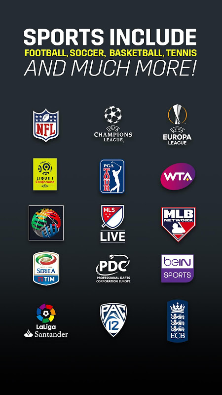 DAZN Live Sports Streaming The App Store android Code Lads
