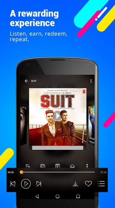 Hungama Music - Songs & Videos The App Store android Code Lads