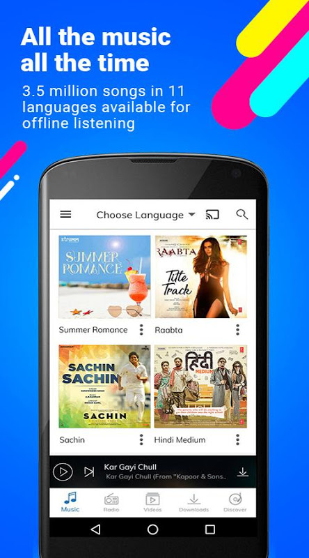 Hungama Music - Songs & Videos The App Store
