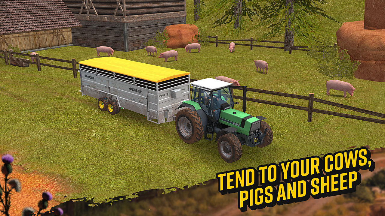 Screenshot Farming Simulator 18 APK