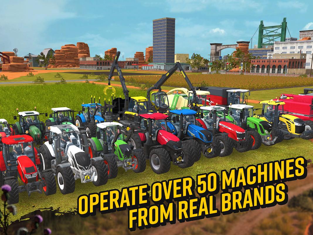 Screenshot Farming Simulator 18 APK