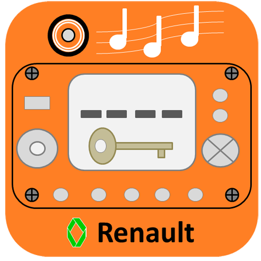 Radio Precode Cal For Renault