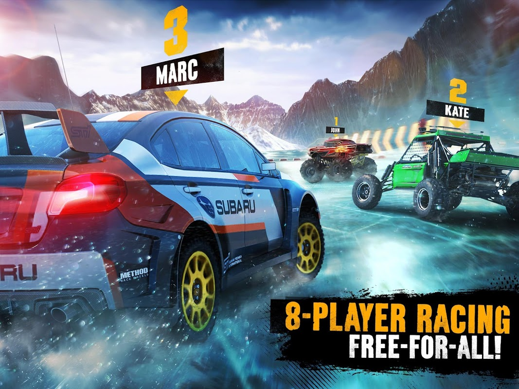 Asphalt Xtreme: Rally Racing The App Store