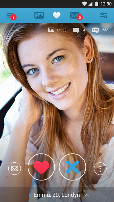 Screenshot Fotka mobile APK