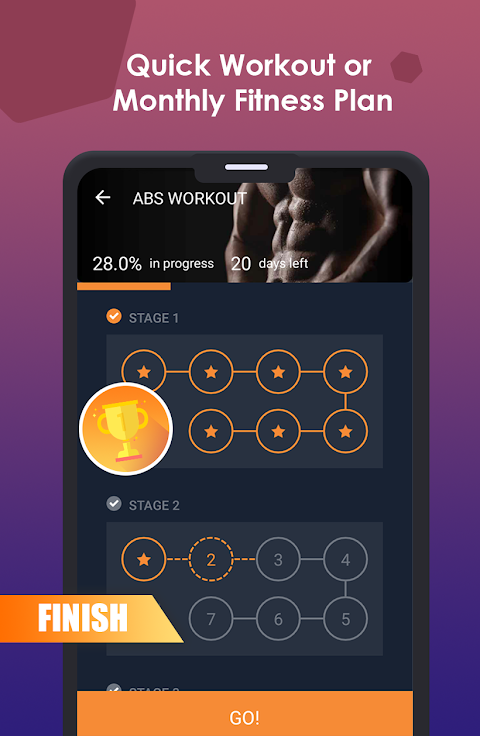 ManFIT - Muscle Building with No Fitness Equipment The App Store android Code Lads