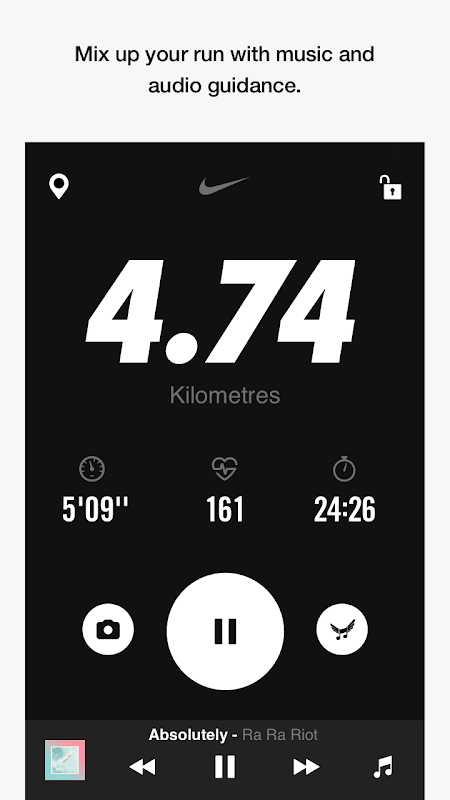 Nike Run Club The App Store android Code Lads