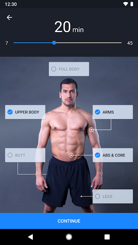 Results - Strength Training & Bodyweight Workout The App Store