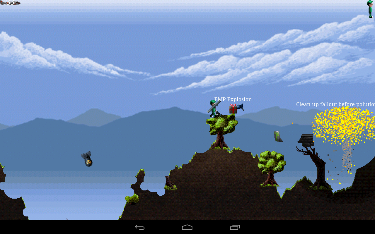 Screenshot Air Attack APK