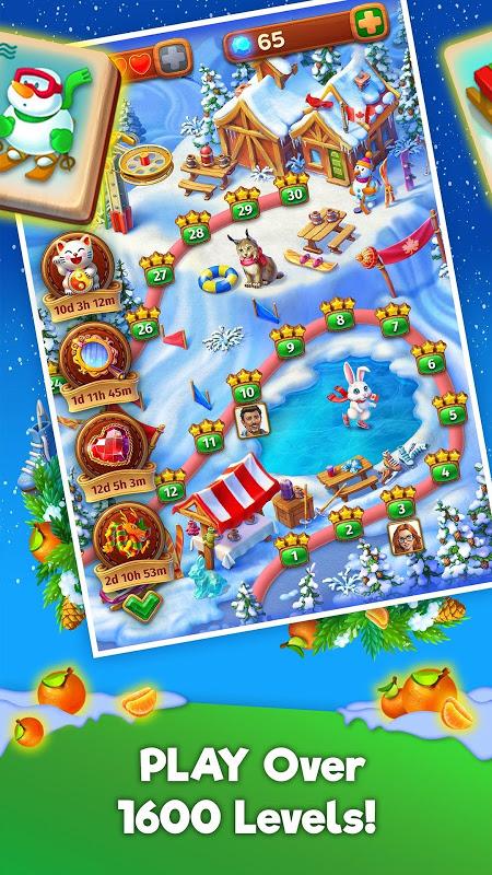 Screenshot Mahjong Journey: A Tile Match Adventure Quest APK