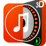 DiscDj 3D Music Player - Dj Mixer