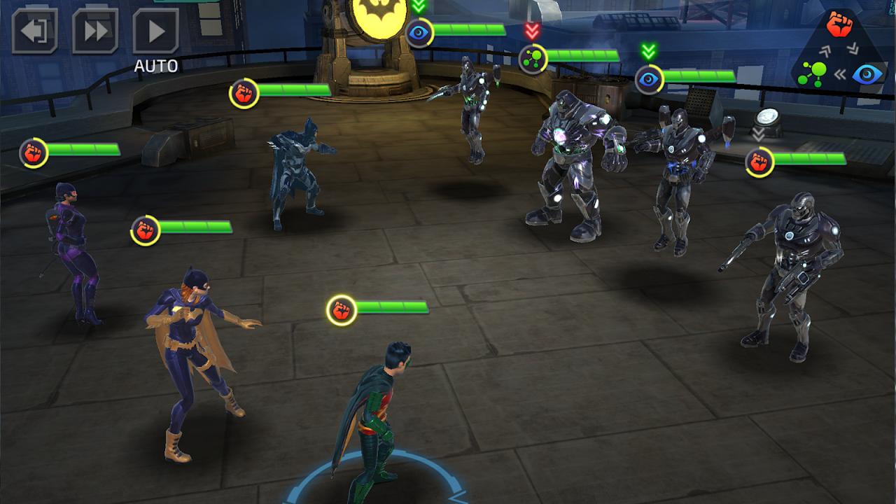DC Legends: Battle for Justice The App Store