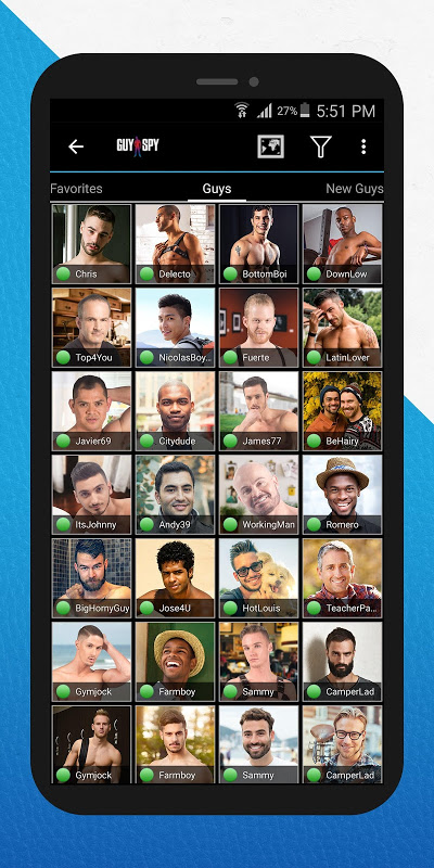 GuySpy: Gay Dating & Chat App The App Store