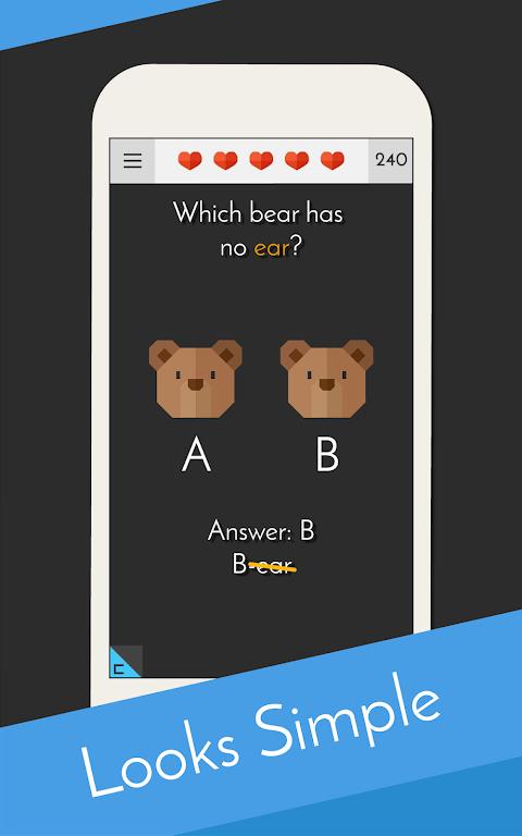 Screenshot Tricky Test 2™: Genius Brain? APK