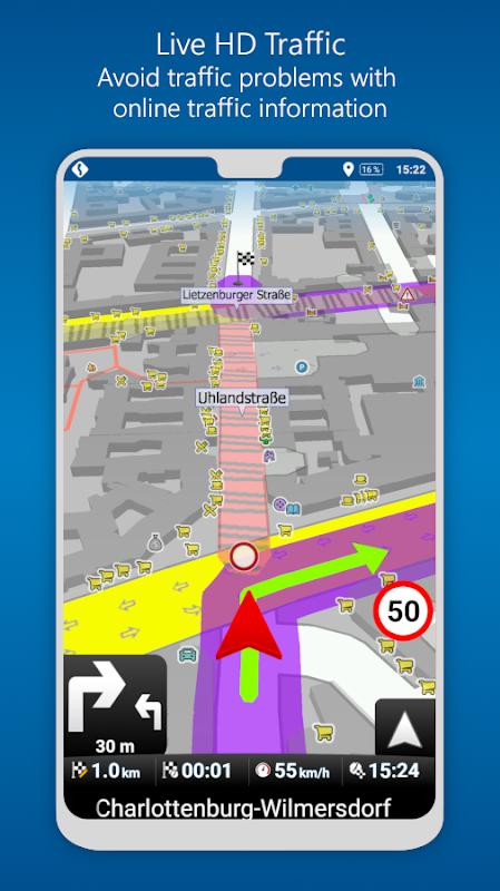 MapFactor GPS Navigation Maps The App Store