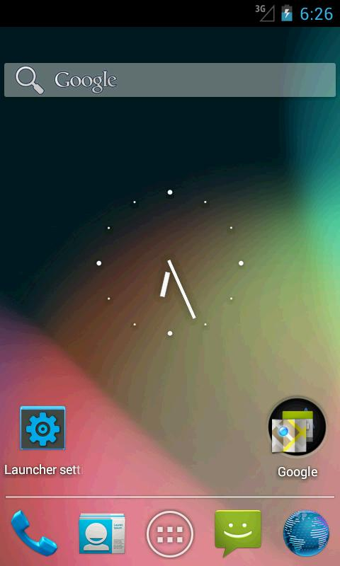 Holo Launcher for ICS The App Store