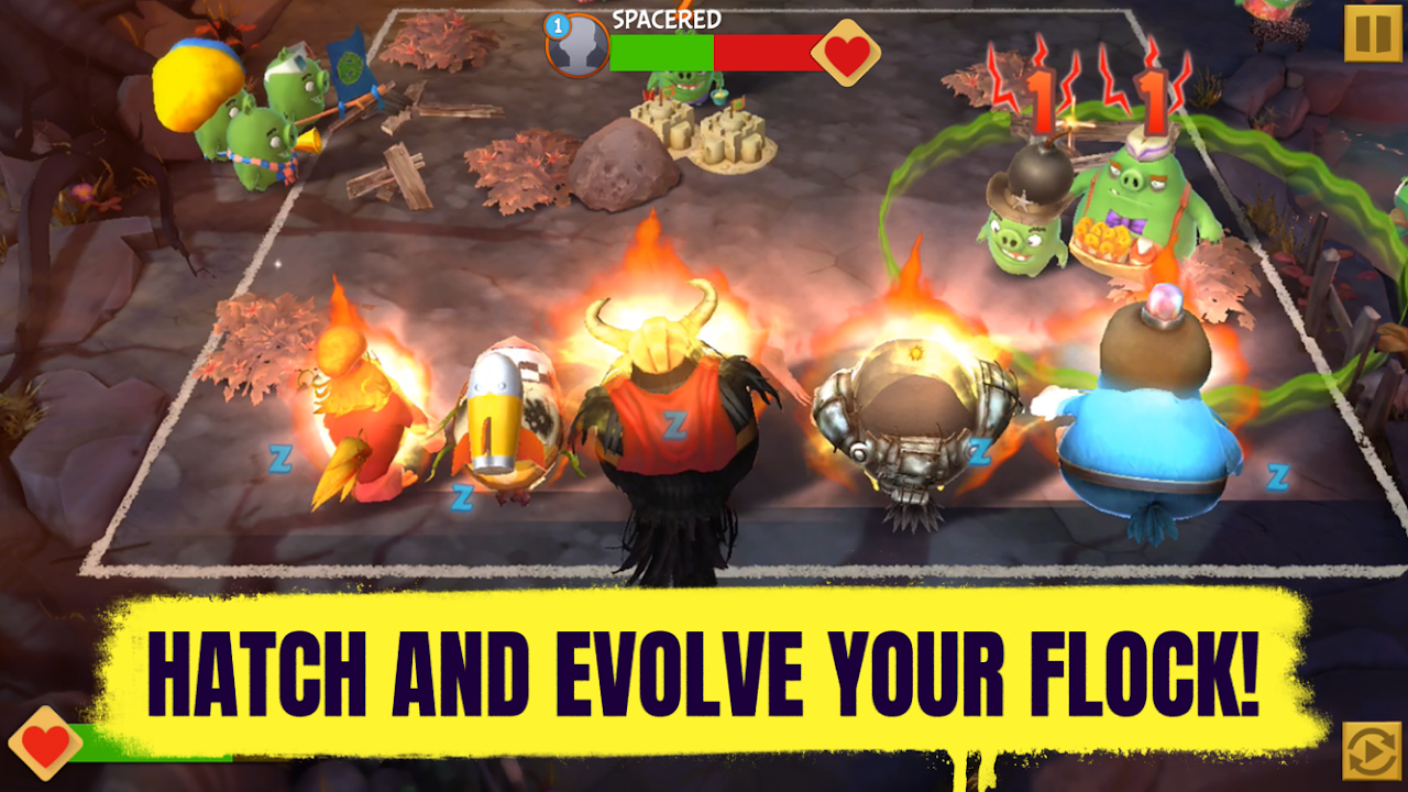 Angry Birds Evolution The App Store android Code Lads