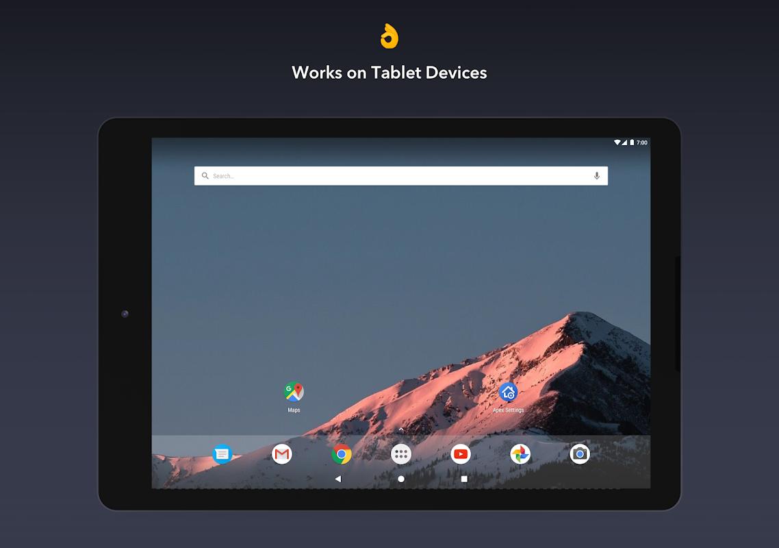 Apex Launcher Pro The App Store