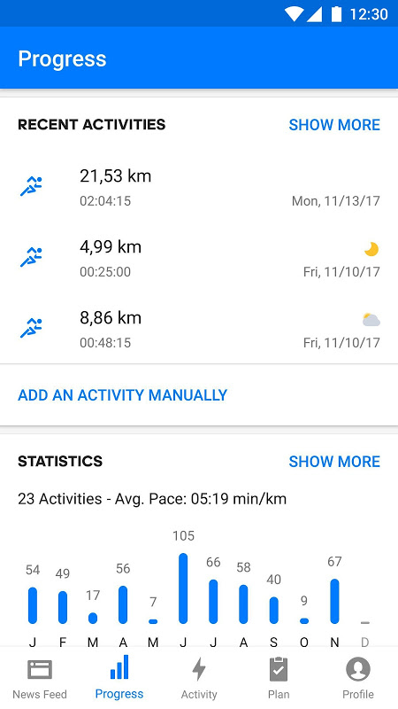 Runtastic PRO Running, Fitness The App Store android Code Lads