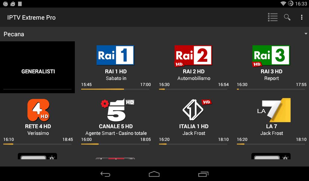 Screenshot IPTV Extreme Pro APK