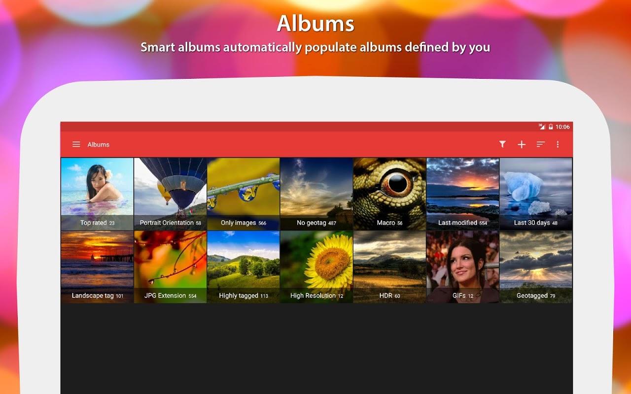 Screenshot F-Stop Gallery APK