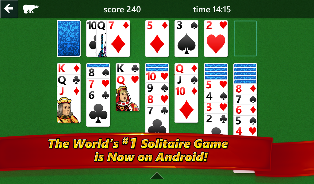 Screenshot Microsoft Solitaire Collection APK