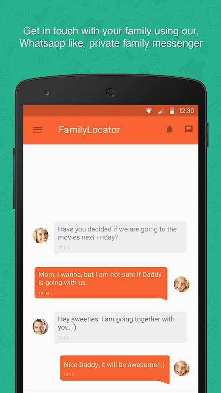 Screenshot Family Locator & GPS Tracker APK