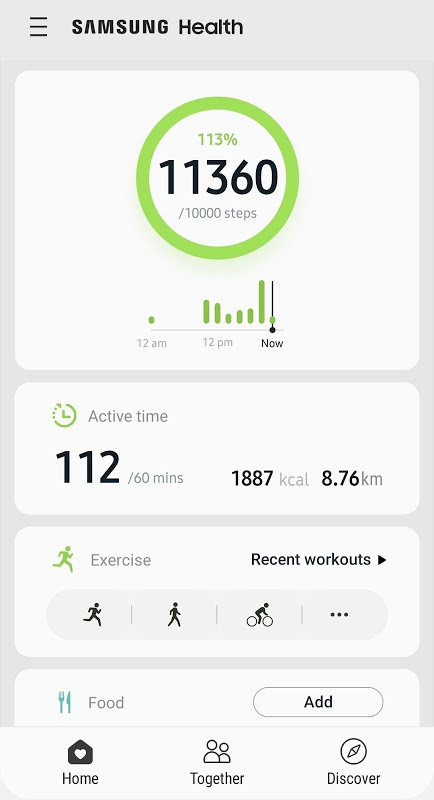 Samsung Health The App Store