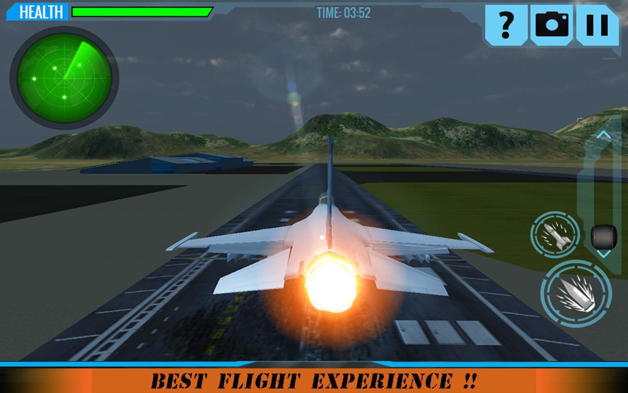 Screenshot F18 Army Fighter Jet Attack APK