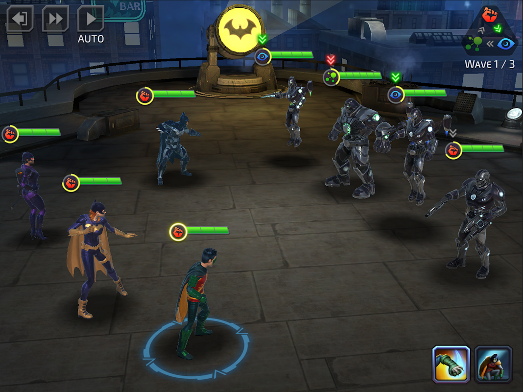 DC Legends: Battle for Justice The App Store android Code Lads