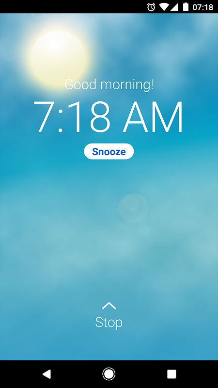 Screenshot Sleep Cycle alarm clock APK