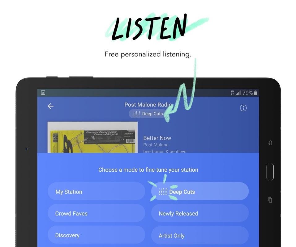 Pandora - Streaming Music, Radio & Podcasts The App Store