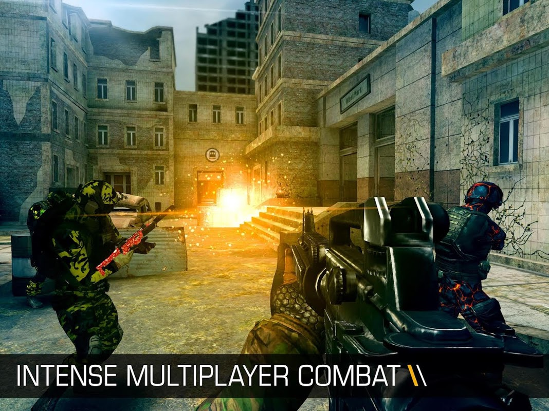 Screenshot Bullet Force - Online FPS APK