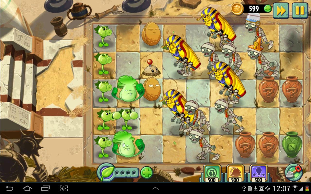 Screenshot Plants vs. Zombies 2 APK