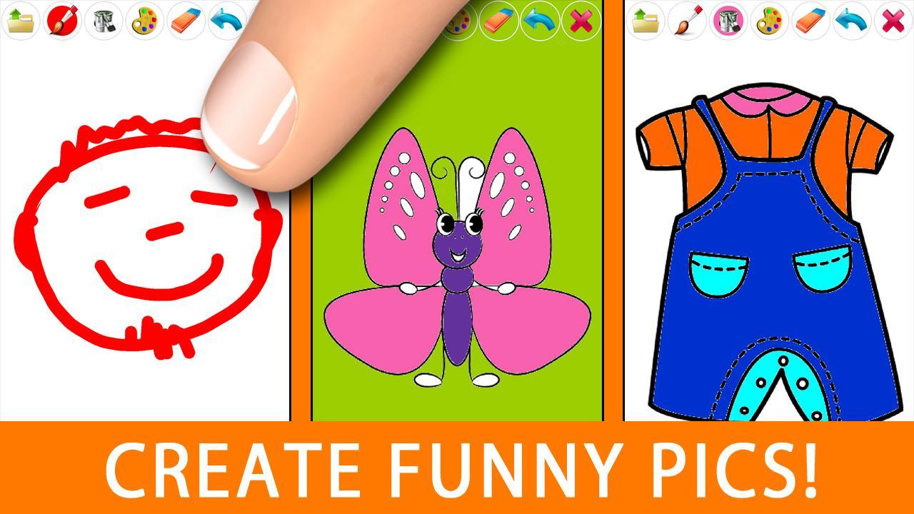 Screenshot Coloring Book - Kids Doodle APK