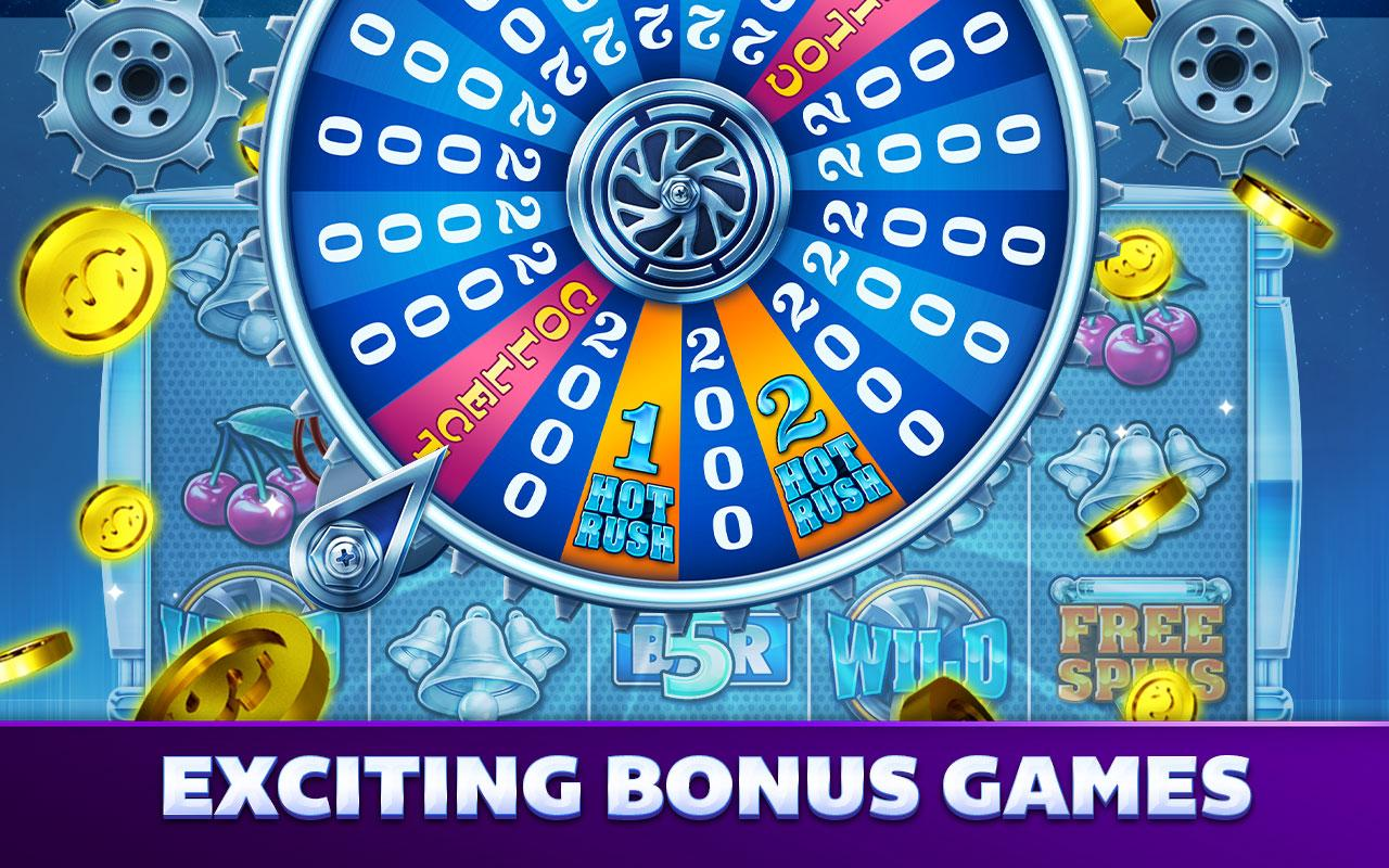 Screenshot Epic Diamond Slots – Free Vegas Slot Machines APK