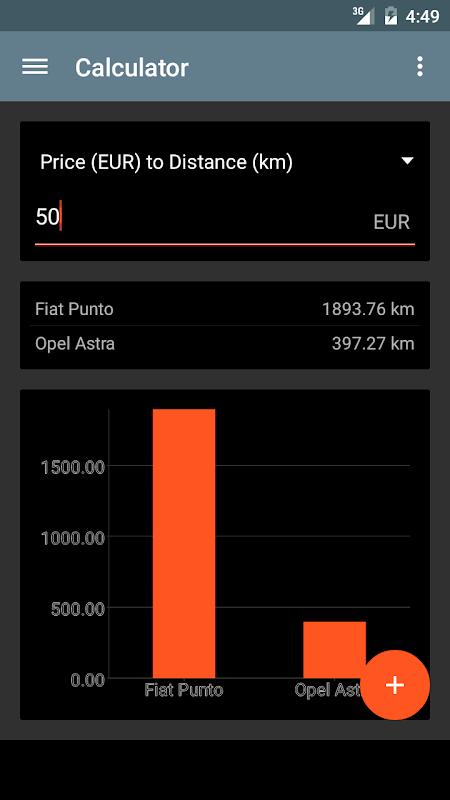 Screenshot Car Report APK